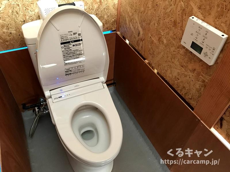 小板まきばの里 トイレ
