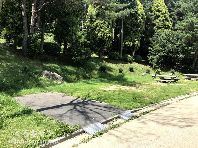 野呂山オートキャンプ場 標準サイト