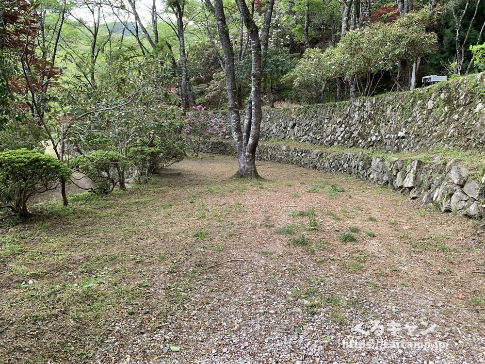 右平花園の里キャンプ場